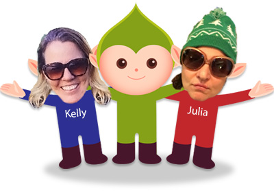Kelly and Juilia