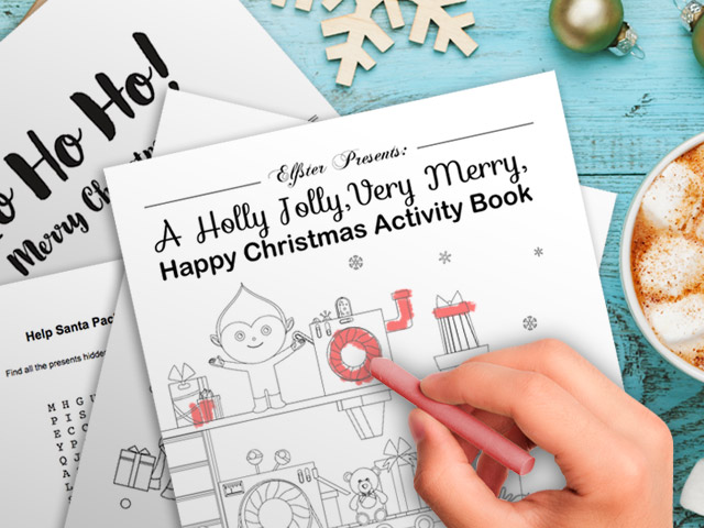 Secret Santa Gift Tags Free Printable Labels No Registration