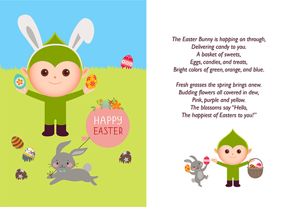 graphic regarding Happy Easter Cards Printable known as Elfsters Totally free Printables Easter Playing cards