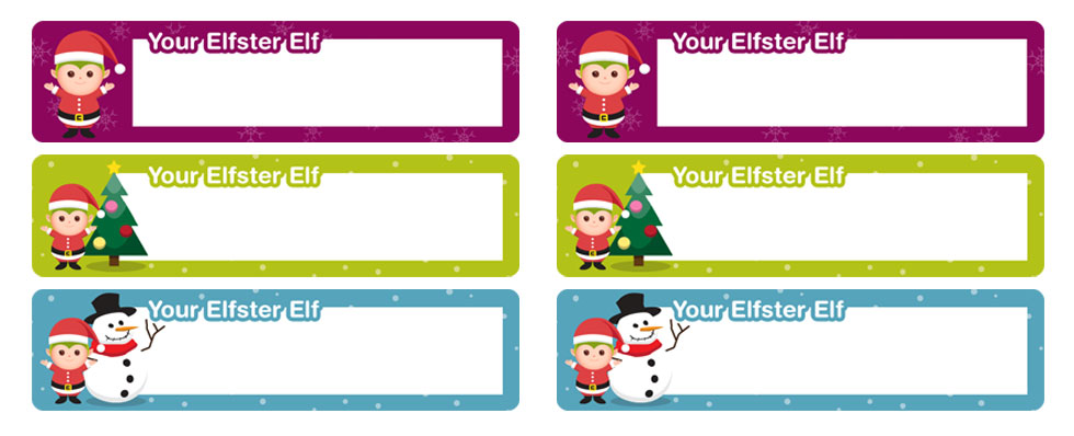 Christmas Gift Exchange Wish List Template from www.elfster.com